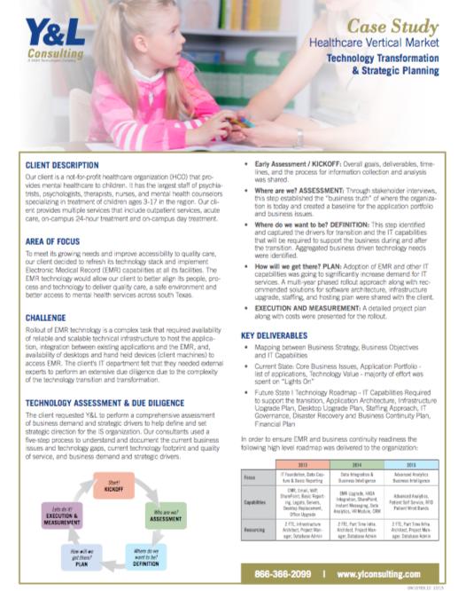 Cost Savings Brochure