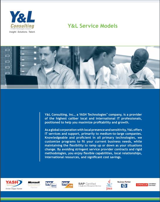 Service Models