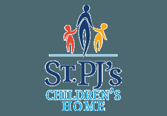 ST PJ's Children's Home Logo