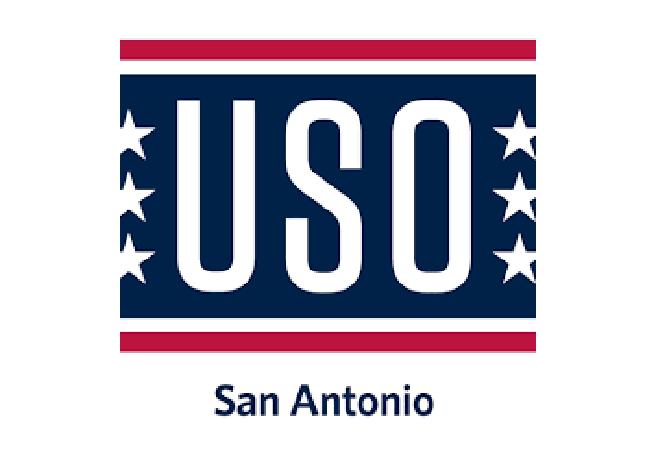 USO San Antonio Logo