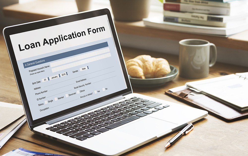 Loan Application Online Form