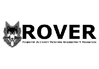 ROVER Regional Outreach Veterans Engagement Resources Logo 1