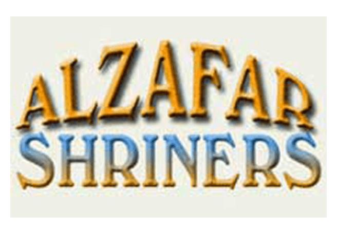 Alzafar Shriners Logo