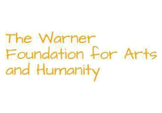 The Warner Foundation For Arts and Humanity Logo